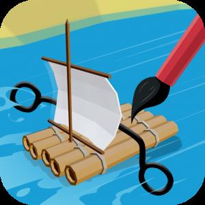 Draw Raft 3D